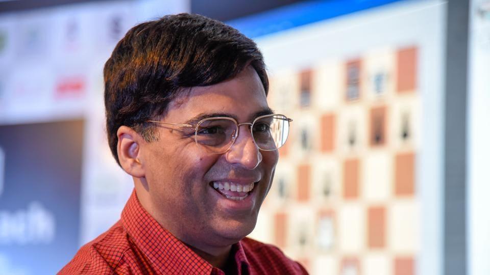A file photo of Vishwanathan Anand.