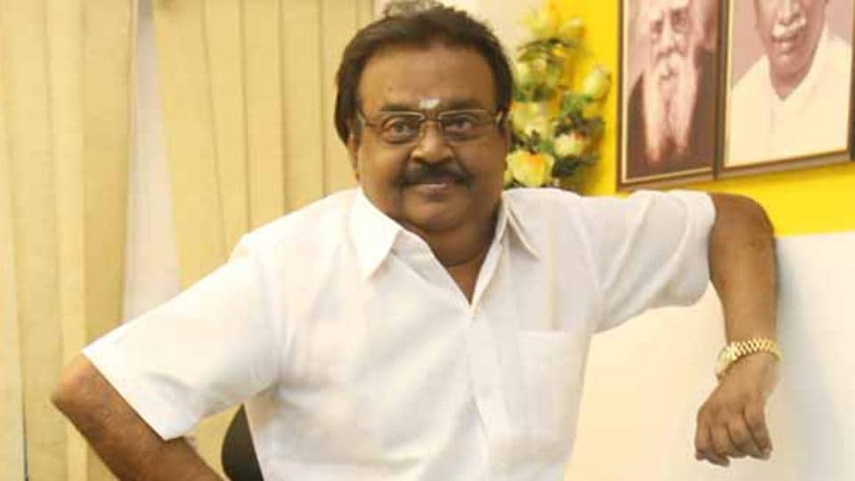 Vijaykanth also asked government to educate people that Covid-19 does not spread through corpses.
