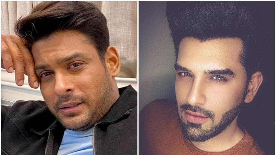 Paras Chhabra and Sidharth Shukla were part of the latest season of Bigg Boss.