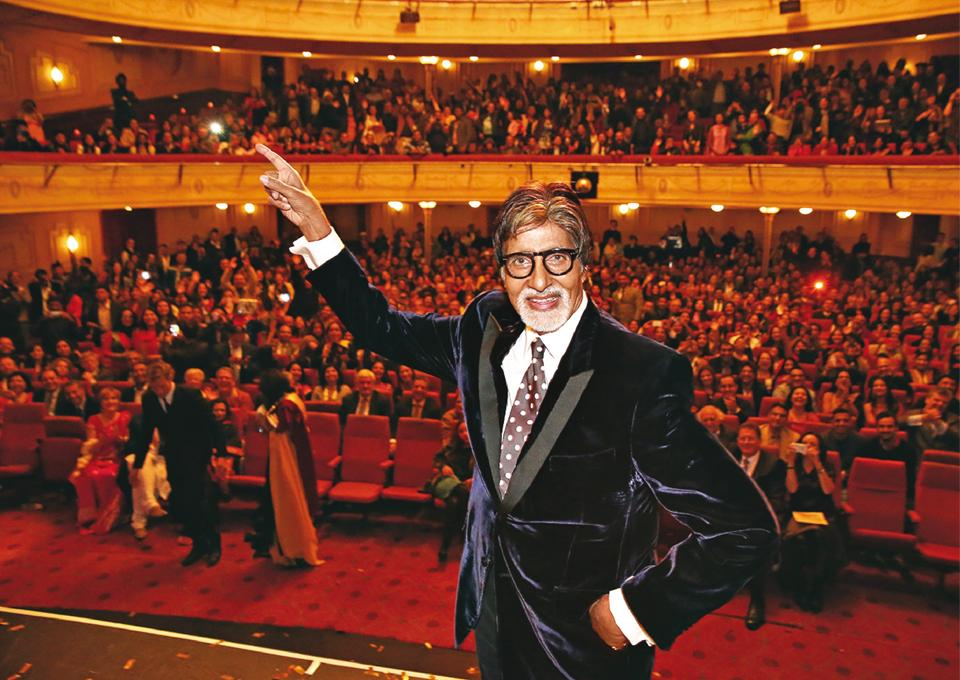 Amitabh Bachchan has lived his life in phases. Once a phase ends, he moves on.