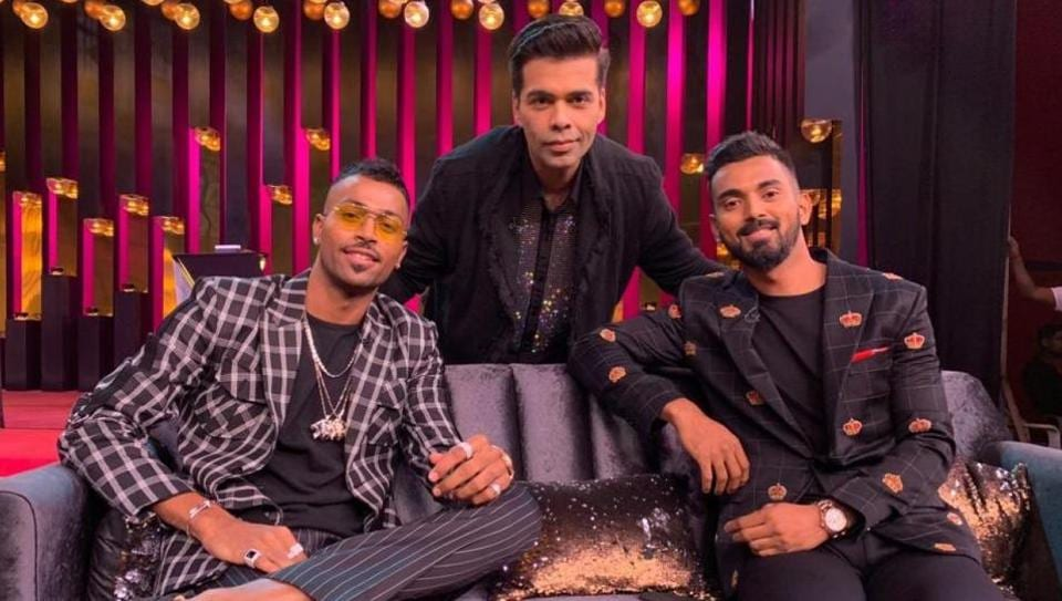 Koffee With Karan episode with Hardik Pandya and KL Rahul.