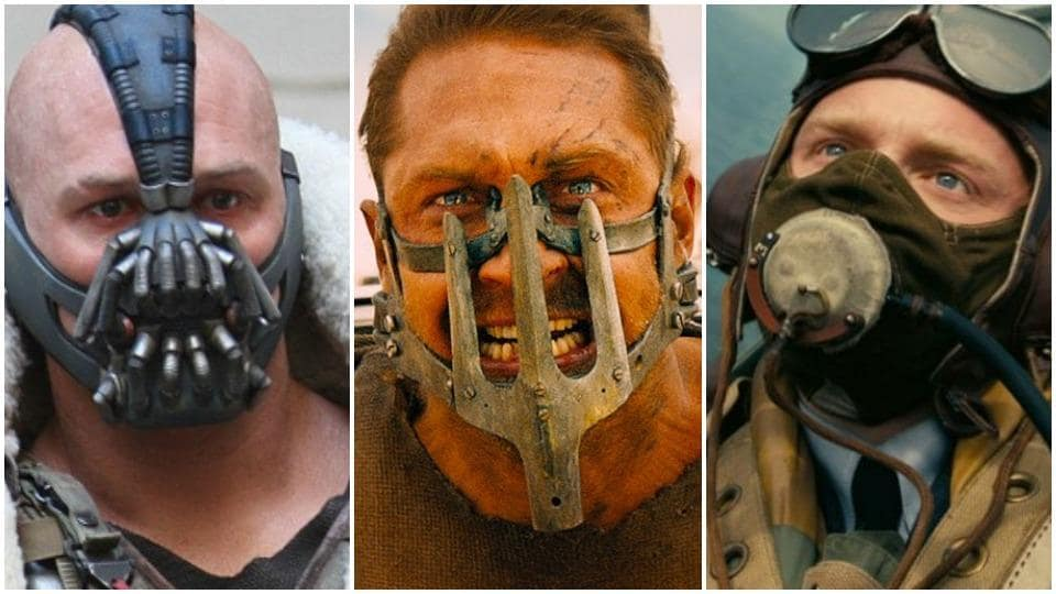 Tom Hardy Puts On A Mask Again This Time To Shop For Groceries Amid Covid 19 Outbreak See Pics Hollywood Hindustan Times