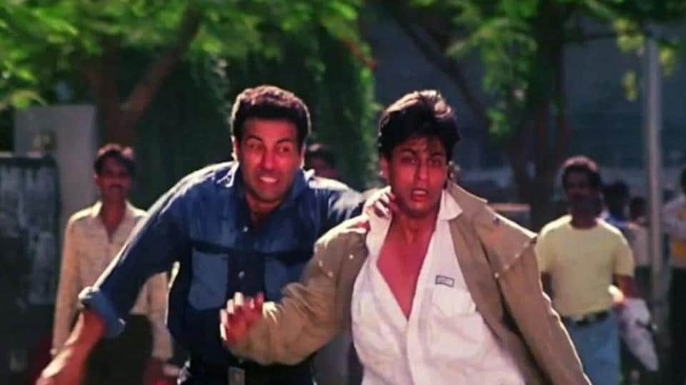 Sunny Deol and Shah Rukh Khan didn't speak for 16 years.