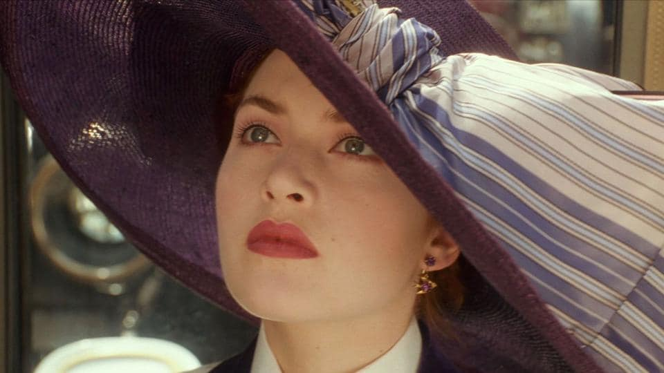 Kate Winslet became a star overnight with the success of Titanic.