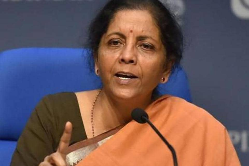 Union Finance Minister Nirmala Sitharaman on Tuesday hit back at Congress leader Rahul Gandhi for his tweets after RBI announcement.