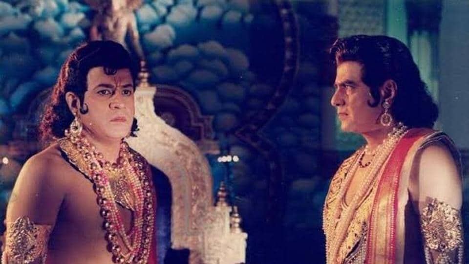 Did you know Arun Govil played Lakshman in Jeetendra's film Lav Kush after playing Lord Rama in Ramayan? – bollywood