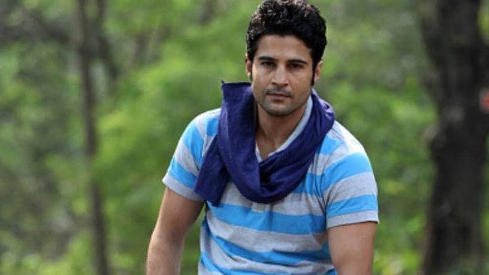 Rajeev Khandelwal is spending lockdown at home in Goa with his wife.