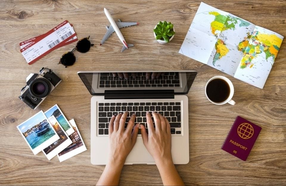Even though a lockdown may be like a nightmare for travel enthusiasts, many have found alternate ways to keep the passion of travelling alive.
