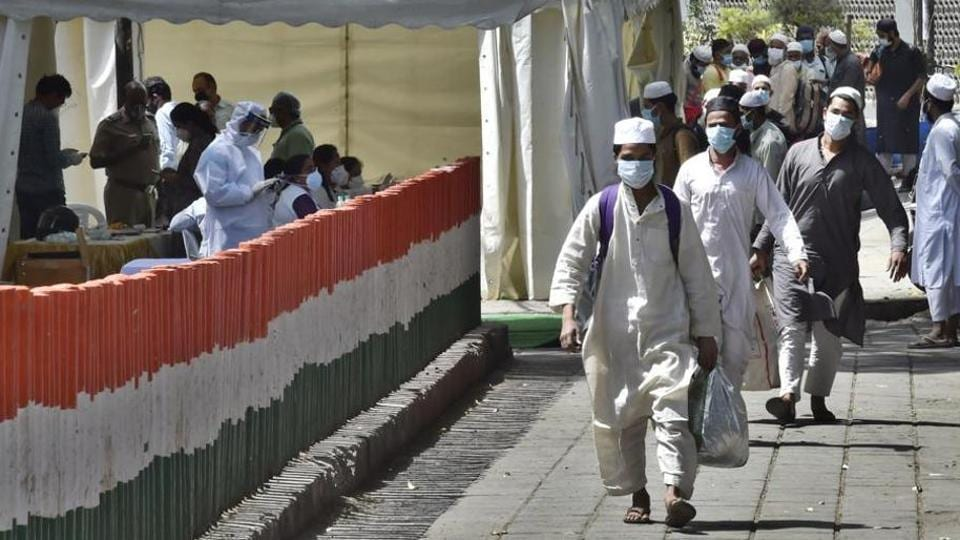 Of the over 2,300 people evacuated from the Nizamuddin Markaz in March-end, 1,080 had tested positive for the infection; many have now recovered.