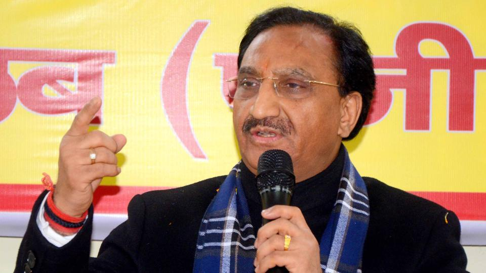 Union Human Resource Development Minister Ramesh Pokhriyal 'Nishank' interacted with parents and students across the country through a webinar on Monday.
