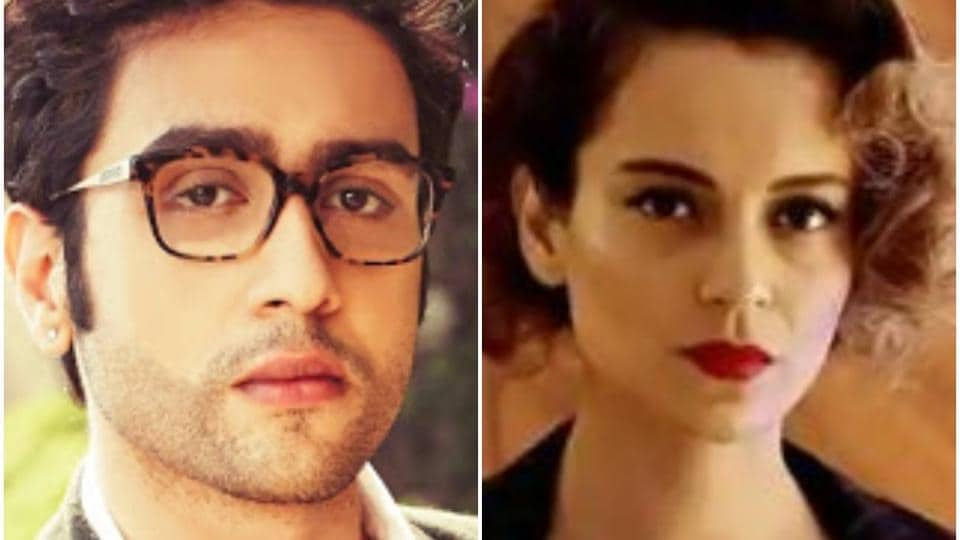 Adhyayan Suman and Kangana Ranaut worked together in Raaz: The Mystery Continues.