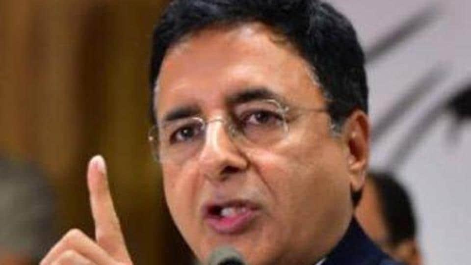 Simultaneously, Surjewala reiterated the Congress party's pledge to fight the Covid-19 health crisis along with the government and provide every possible support that the Centre may need.