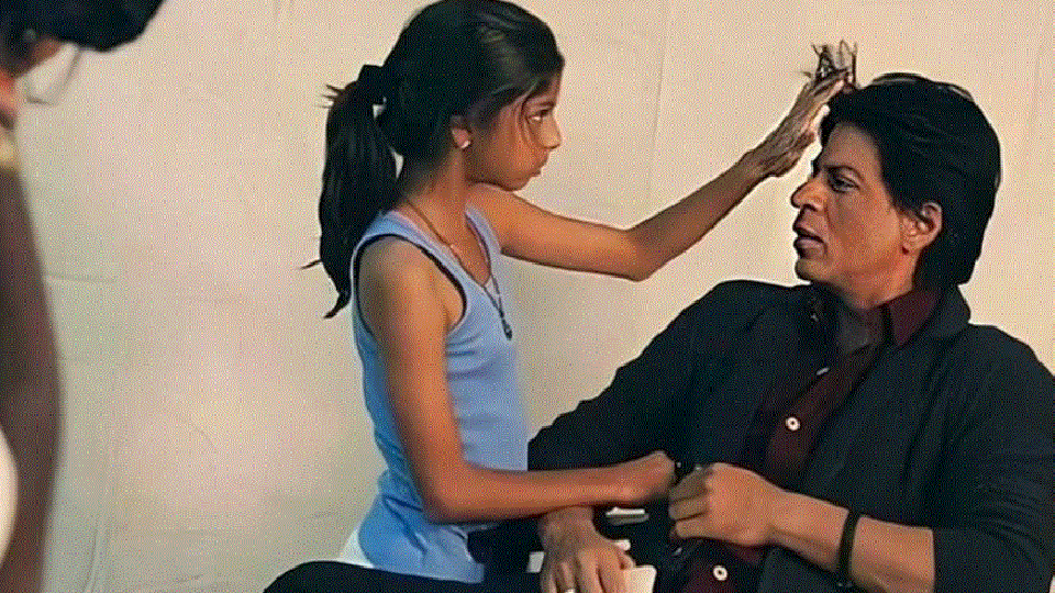 Shah Rukh Khan's daughter Suhana is currently studying filmmaking in New York.
