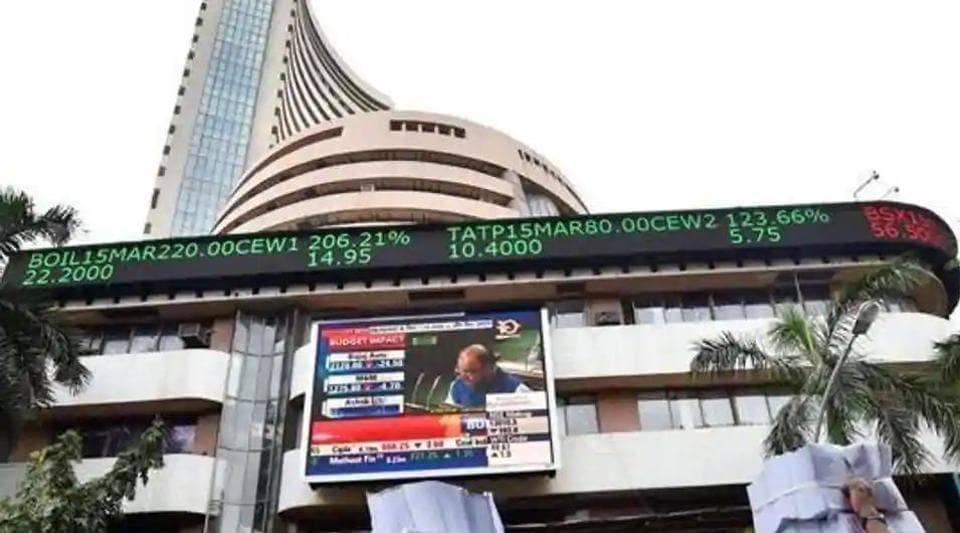 Indian equity indices opened in green on Tuesday.