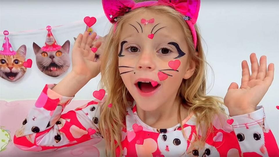 , Anastasia Radzinskaya, a 6-year-old YouTube star earned more than $18 million from YouTube last year alone.