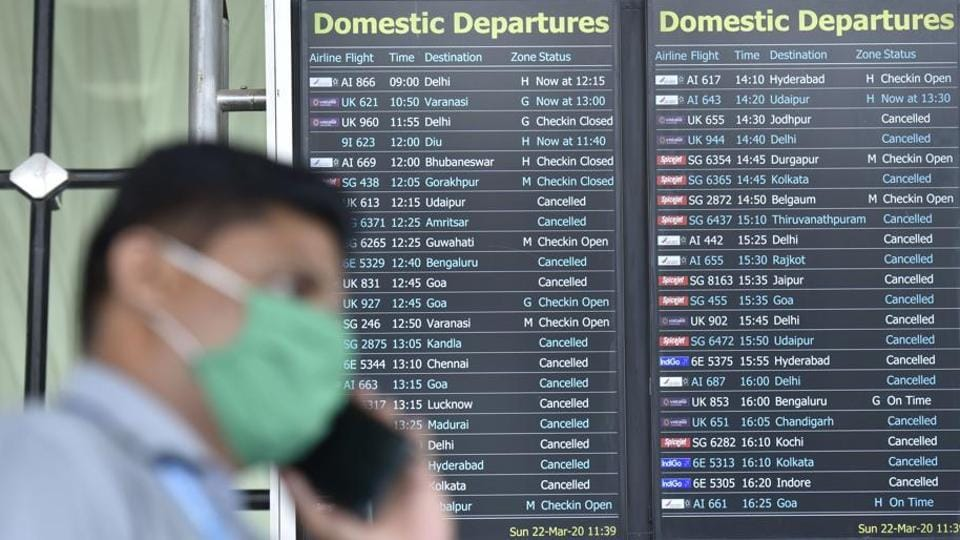 Since the imposition of lockdown, all commercial flight operations, both domestic and international, were banned in the country.