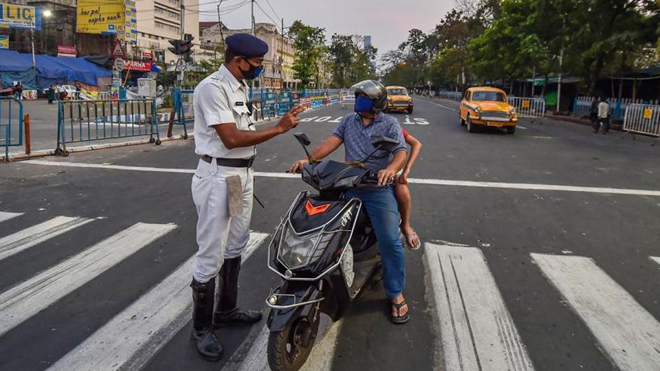 In a separate case, a young man was arrested when he assaulted a police officer at Parnasree in south west Kolkata. The young man was riding his motorcycle when police stopped him for questioning. (Image used for representation).