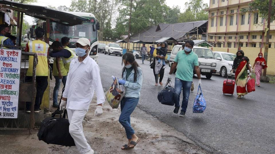 Assam has reported 36 coronavirus cases till April 28, 2020 including one death from the disease.