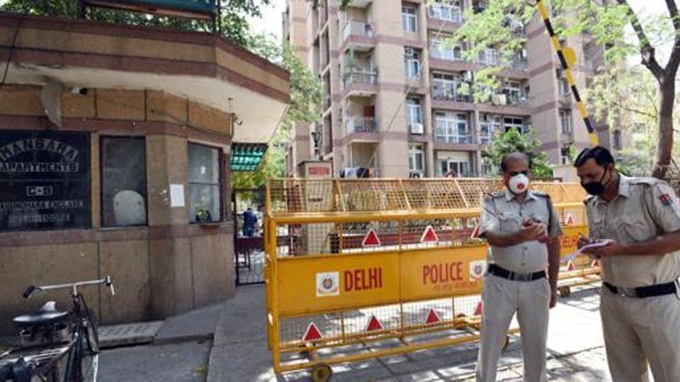Delhi currently has 99 containment zones.