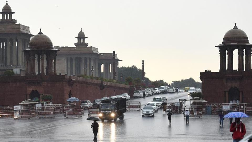 In Delhi and the National Capital Region, the below normal temperature has meant pleasant days and mildly cool nights