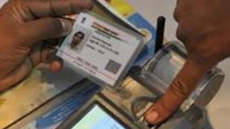 Aadhaar cards are linked to the government's ambitious  digital India mission.