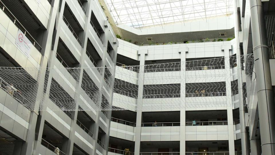 The cleaning personnel at Mantralaya are employees of a private firm that has been appointed for housekeeping activities.