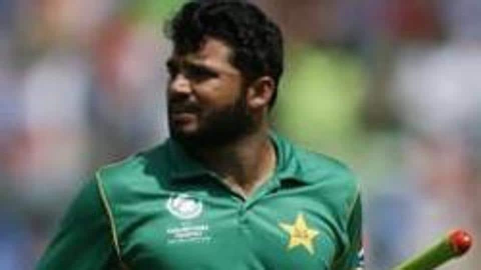 Pakistan's Azhar Ali