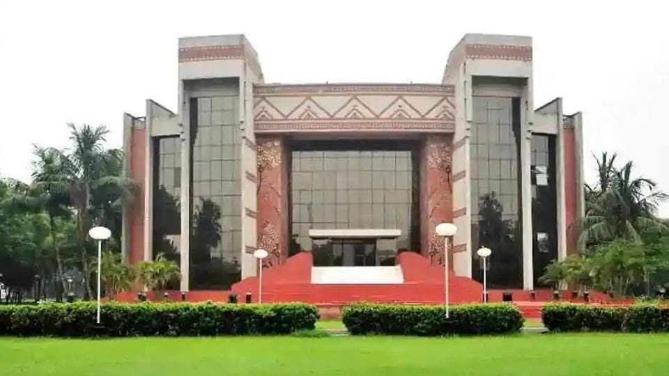 IIM Calcutta. (HT File)