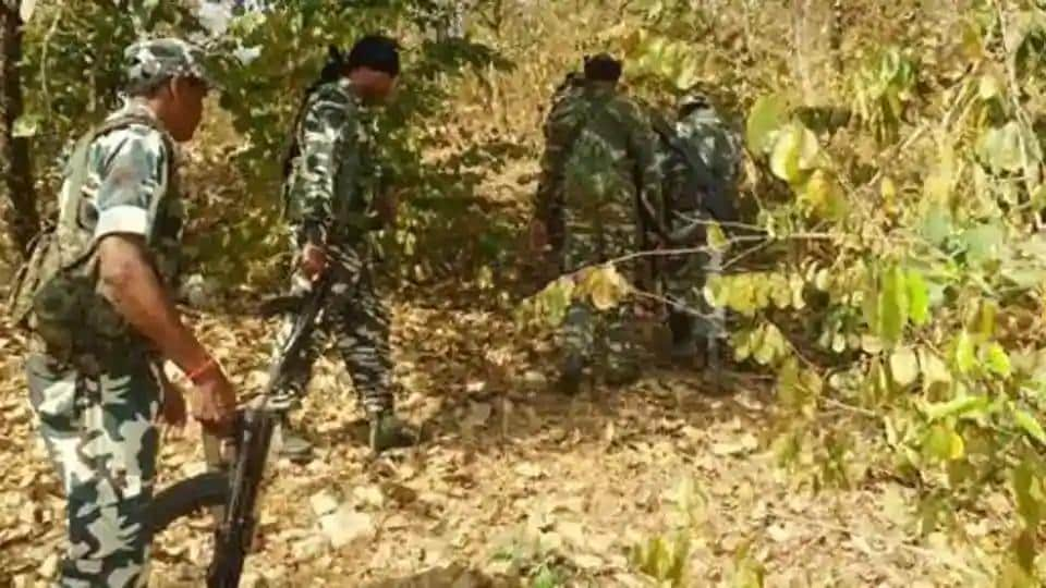 An encounter between Maoists and Chhattisgarh police broke out on Wednesday.