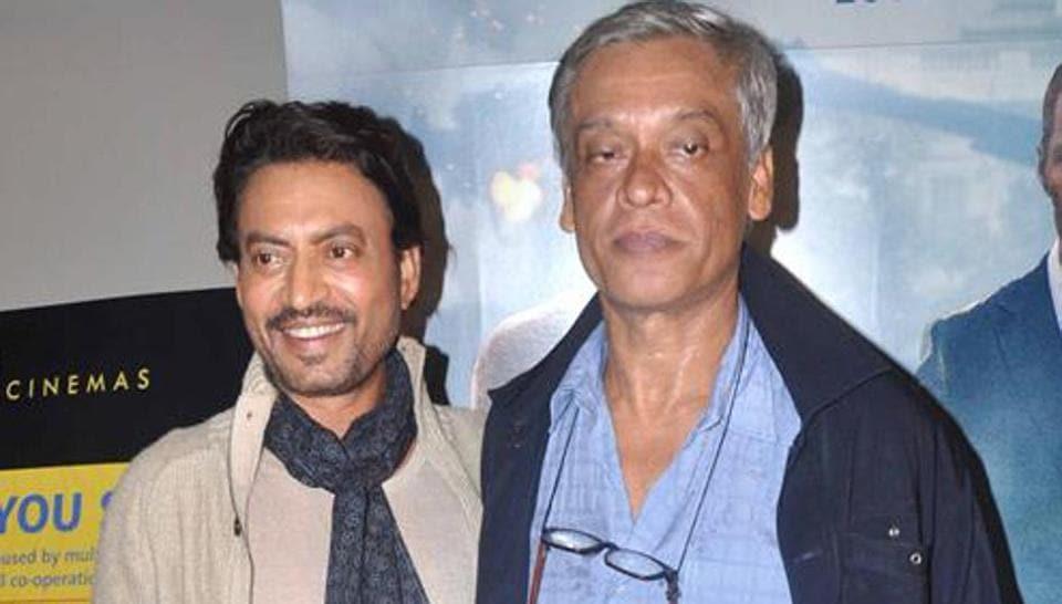 Sudhir Mishra and Irrfan worked as director-actor in Yeh Saali Zindagi.