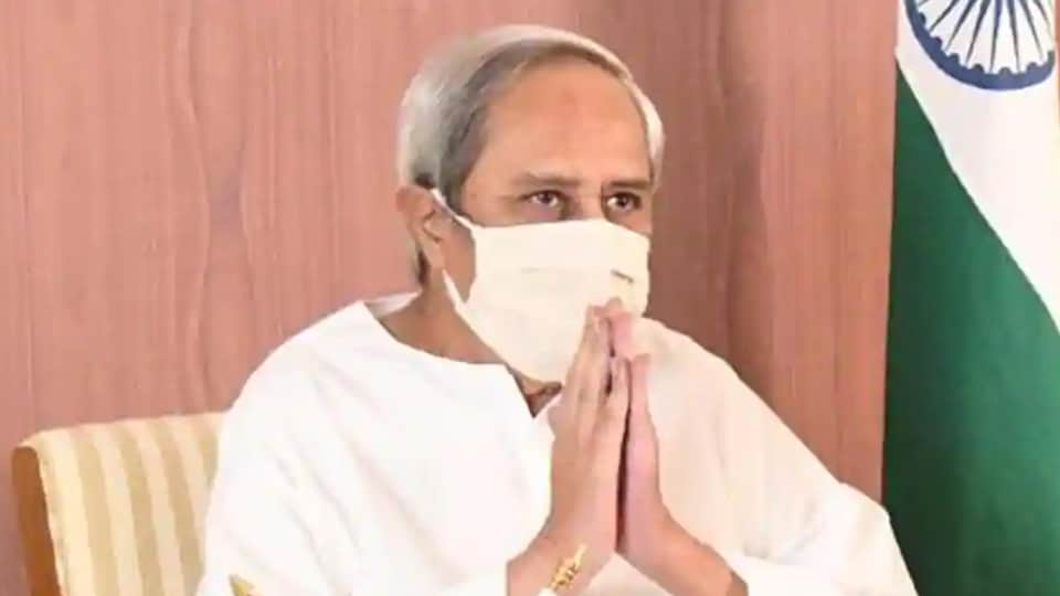 With 6 lakh plus migrants registering themselves on the state Covid-19 portal for returning to Odisha after the lockdown ends on May 3, chief ministerNaveen Patnaik in a video message this afternoon said there is no need to panic as Odisha can evade the danger by remaining careful.