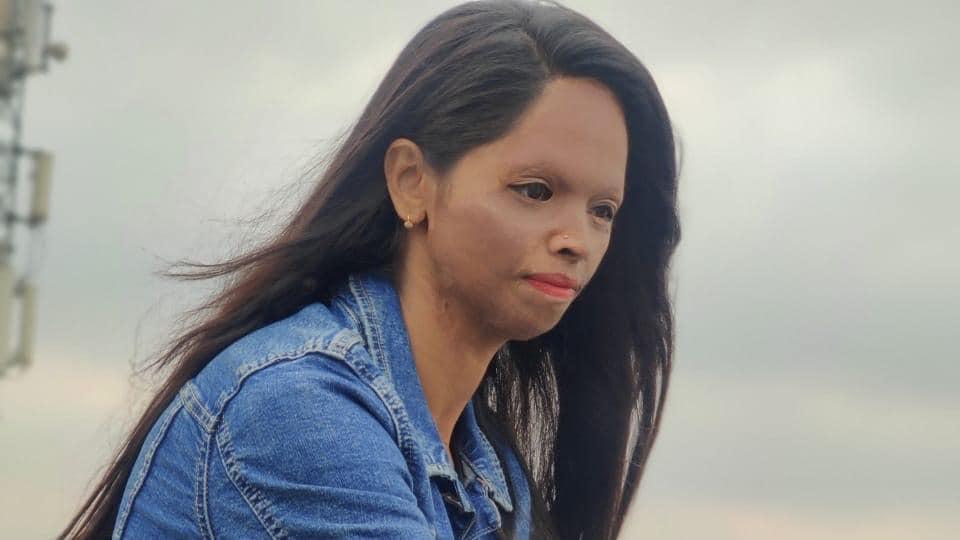 Acid attack survivor Laxmi Agarwal stands by women in distress