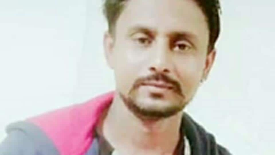 Balwinder Singh, 37, is a resident of Balliewal village.