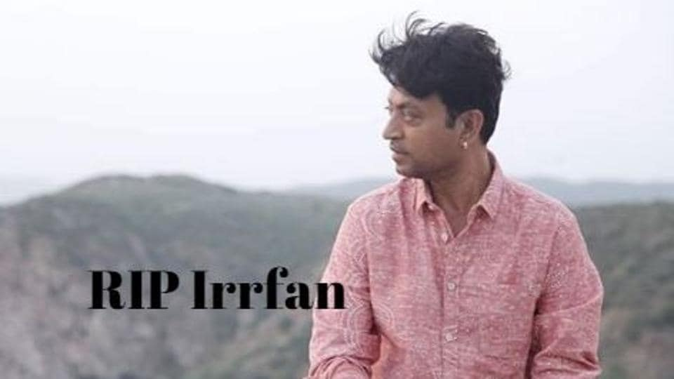Irrfan Khan lost his battle to cancer on April 29, 2020.
