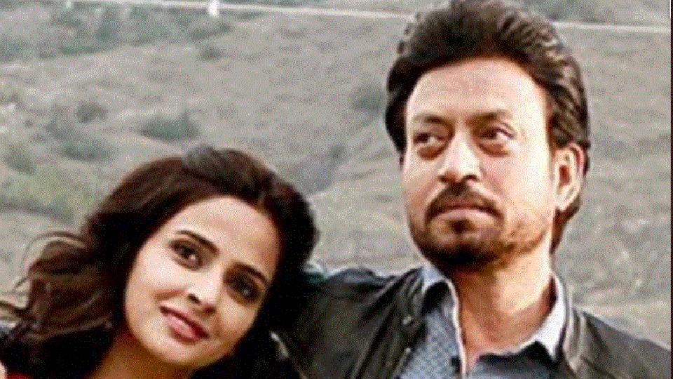 Saba Qamar acted with IrrfanKhan in Hindi Medium.