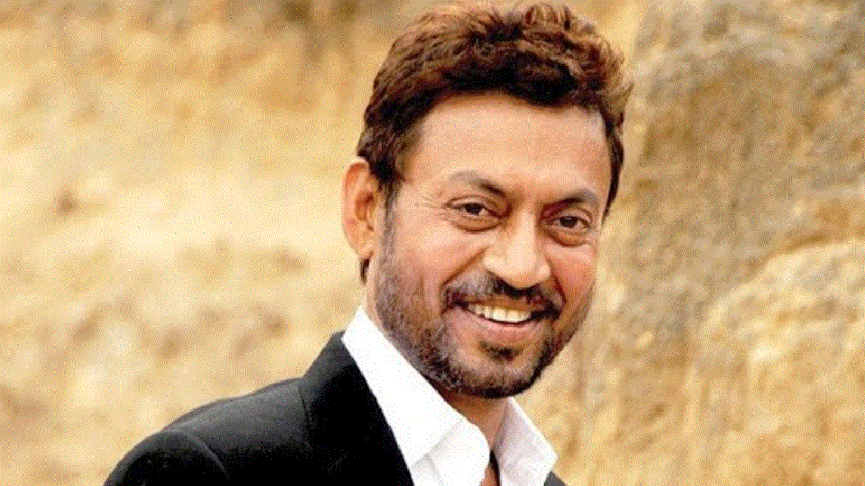 South stars mourn Irrfan Khan's untimely death.