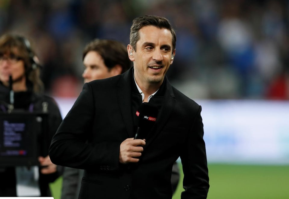 File image of Gary Neville.