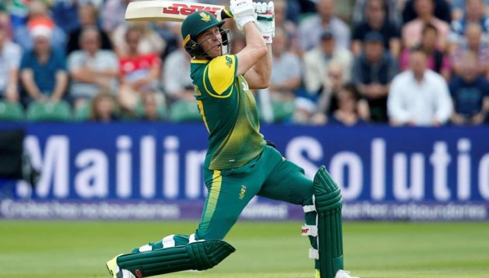 File image of AB de Villiers