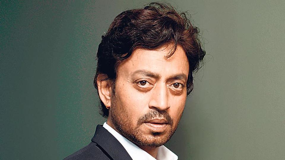File photo:Irrfan Khan was diagnosed with neuroendocrine tumour in 2018.