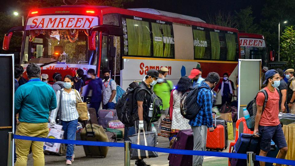 Officials said the students have made their own arrangements to travel by bus and the necessary route permits would be facilitated by the state government. (Image used for representation).
