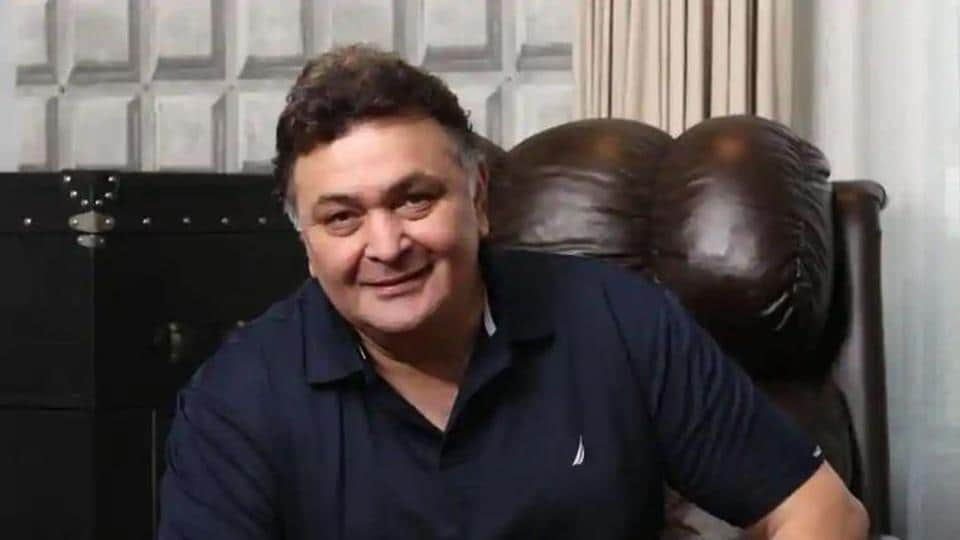 Rishi Kapoor was diagnosed with cancer in 2018.