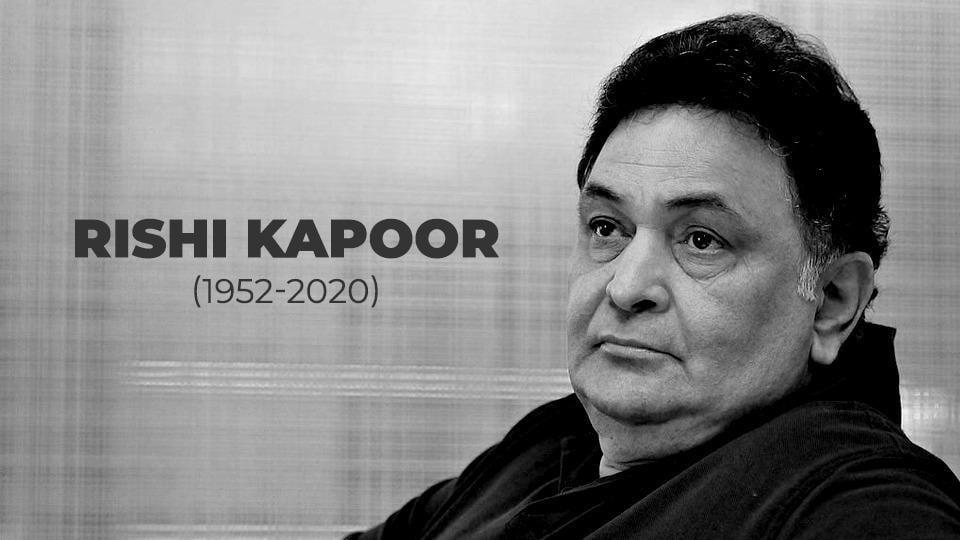 Rishi Kapoor has died at 67.