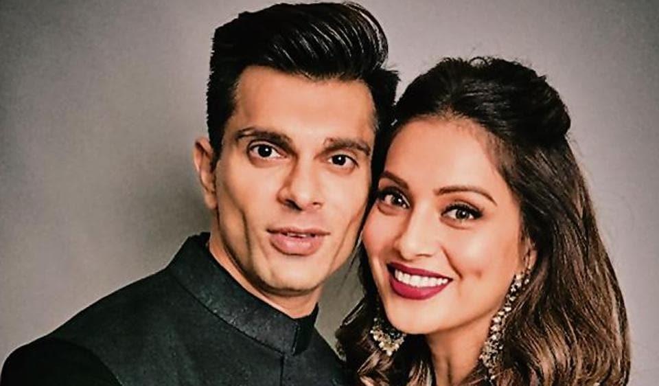 Actors Bipasha Basu Singh Grover and Karan Singh Grover have clocked four years since their wedding.