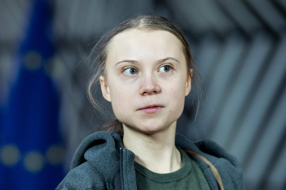 Swedish environmentalist Greta Thunberg has made donations to the UNICEF for children in  Covid-19 pandemic.