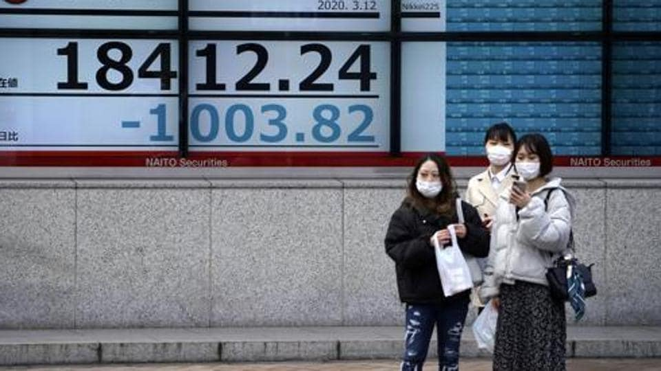 Japan has seen a relatively smaller scale outbreak compared to hotspots in Europe and the United States, with around 14,000 infections and 415 deaths as of Thursday.