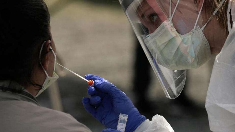 Health officials issued new guidance on Wednesday that such staff should not be deployed in the frontline of treating patients stricken by the virus.