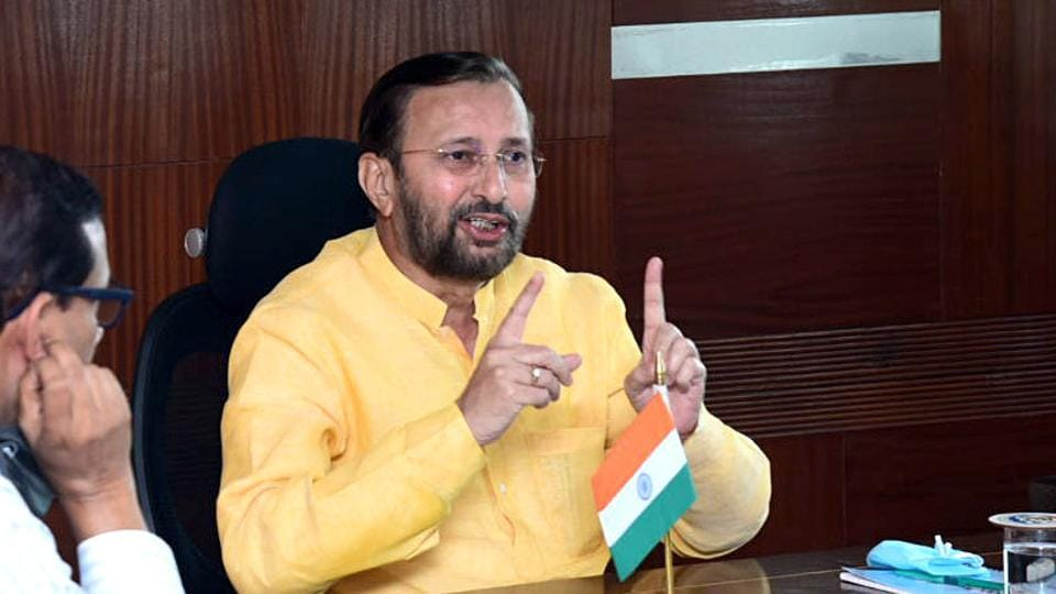 Union Minister for Environment, Forest & Climate Change, Information & Broadcasting and Heavy Industries and Public Enterprise, Prakash Javadekar said the pandemic's worst might be over but it is not the time to be lax towards social distancing.