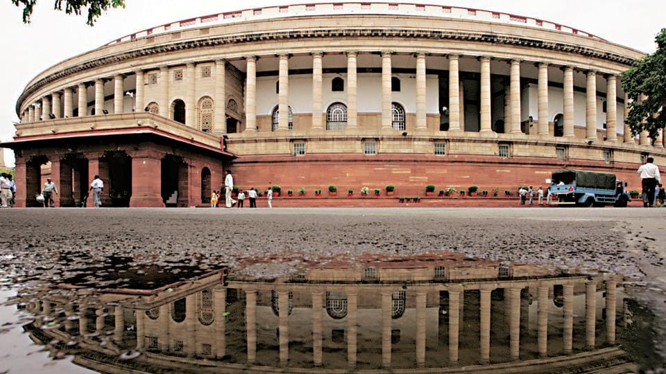 The redevelopment plan includes a Parliament building, and a common secretariat for central government offices.
