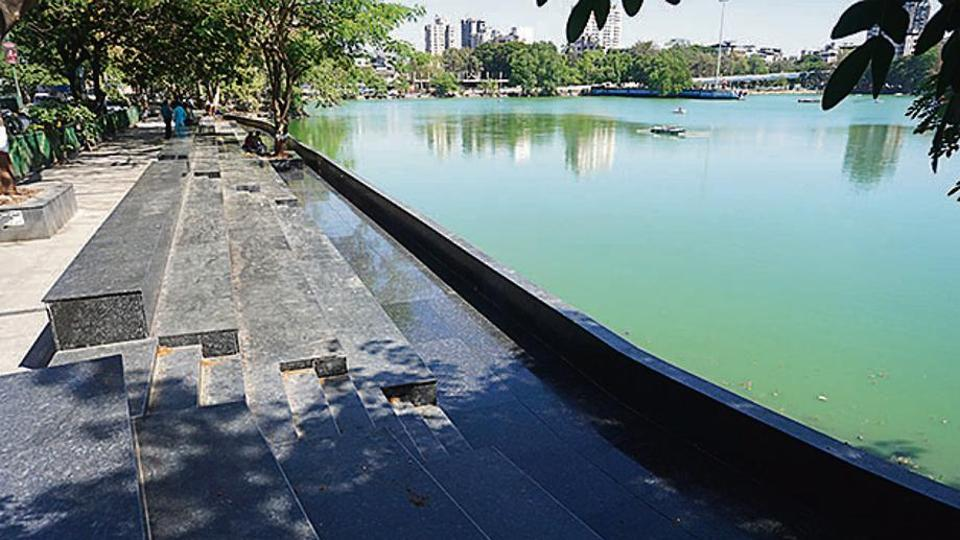 The four lakes that feed the city are nearly 14 times fuller this year.
