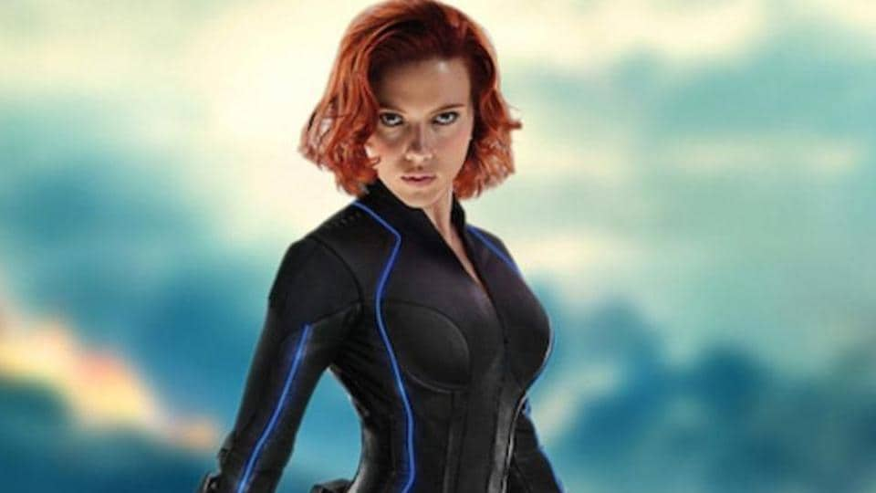Scarlett Johansson will play Black Widow for the ninth time in the stand-alone film expected to release in November.